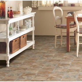 Pronto Tile Vinyl Flooring