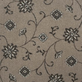 Berber Floral Queensville Wilton Carpet