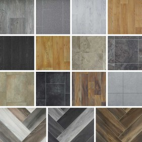 Turbo Vinyl Flooring